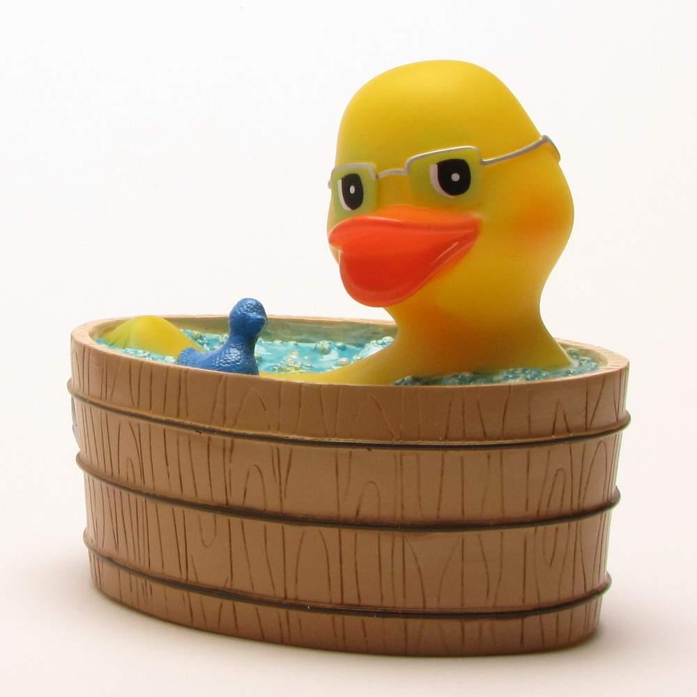 Rubba Duck Badeenten - aufrechtschwimmende Gummienten - über 40 ...
